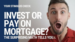 The Million Dollar Difference… $1000 Per Month Toward Your Mortgage vs Investing?