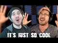 IT'S JUST SO COOL! - Reacting to SPACE IS COOL - Markiplier Songify Remix by SCHMOYOHO