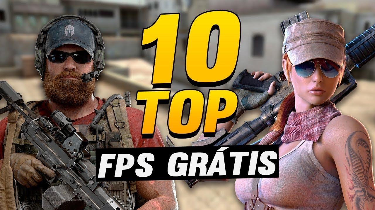 TOP 10  Melhores FPS Grátis Para PC 2019 ???? ( FREE TO PLAY )
