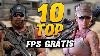 TOP 10  Melhores FPS Grátis Para PC 2019 💥 ( FREE TO PLAY )