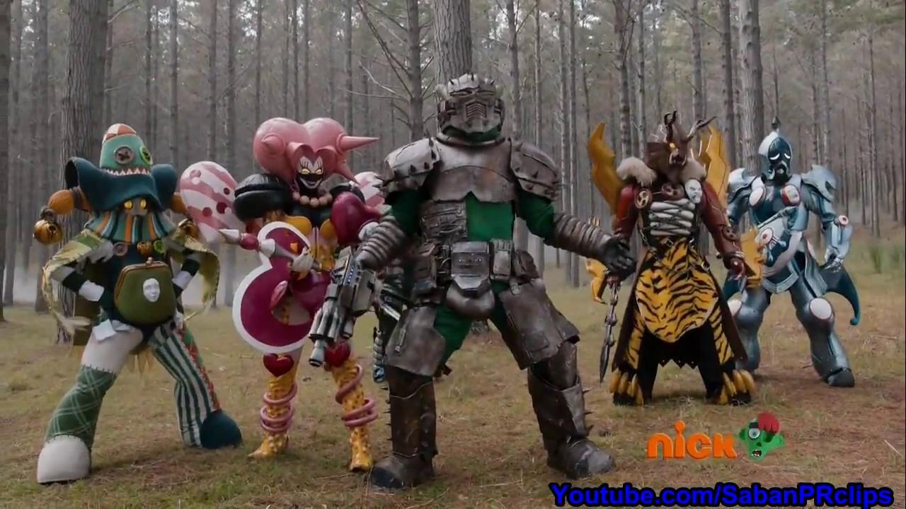 Recap: Power Rangers Dino (Super) Charge, Episode (8) 28 ...