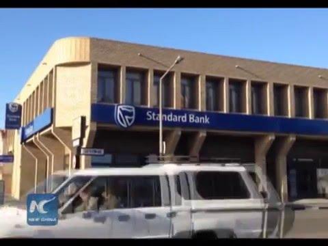 Namibian bank starts Chinese yuan exchange business