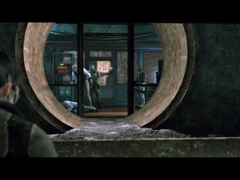 Splinter Cell Conviction Demo Gameplay [HD 720p]