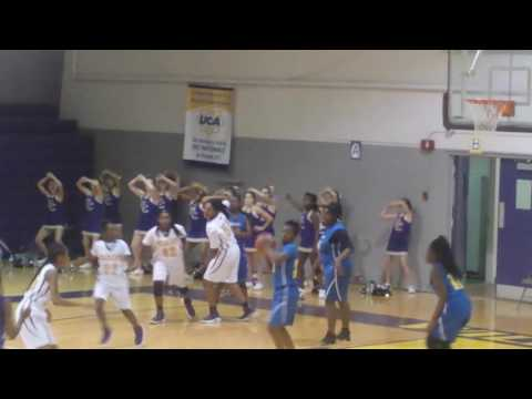 Barret's Chapel Middle School Vs  Georgian Hills Middle School (4)