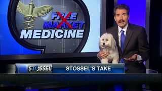 John Stossel - Free Market or Government Medicine: What Will Be The New Way? 4/25/13