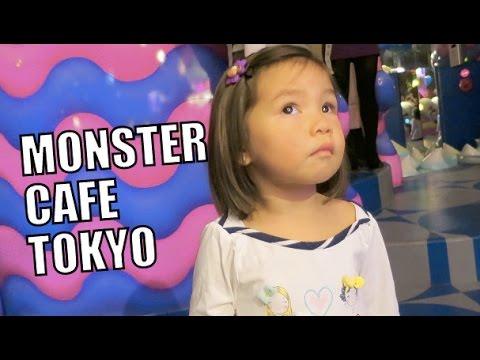 Monster Cafe Tokyo!- November 12, 2015  ItsJudysLife Vlogs
