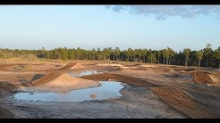 WW Ranch Motocross in Jacksonville, FL - GoPro Helmet Cam