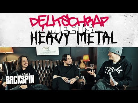 Deutschrap meets Heavy Metal: Falk Schacht Interviewt Callejon Mp3