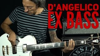 D'Angelico EX Bass - Bassline Gear Review