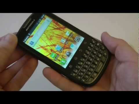 Motorola Pro+ First Look
