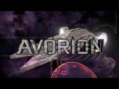 Avorion #05 TRINIUM DESTROYER - Gameplay / Let's Play