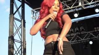 K. Michelle - VSOP (LIVE) at AFRAM 2013