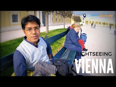 CITY TOUR : VIENNA (A Walking Tour - Schönbrunn Palace)