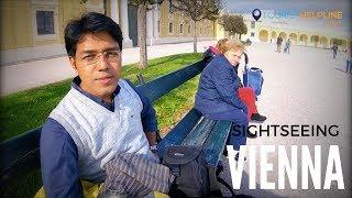 CITY TOUR : VIENNA (A Walking Tour - Schönbrunn Palace)