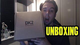 Oculus Rift DK2 Unboxing (Development Kit 2) NEW