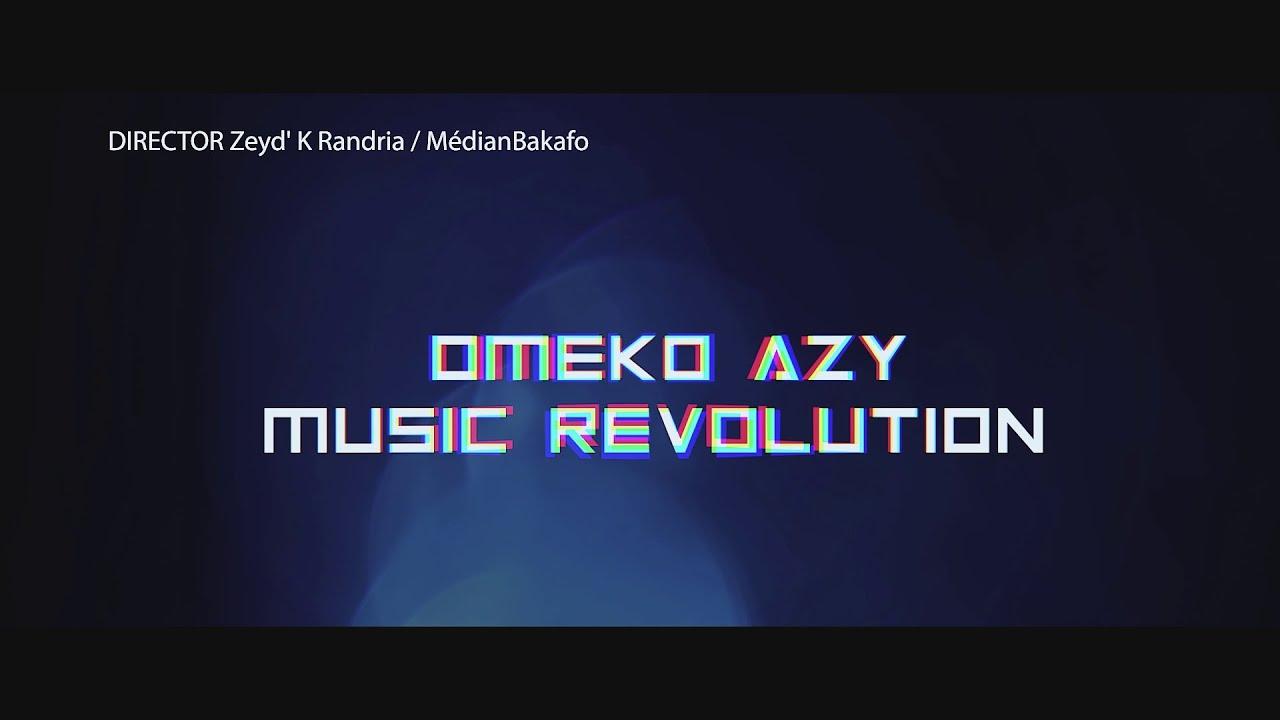 Download OMEKO AZY  MUSIC REVOLUTION CLIP OFISIALY 2k20 (LOOK'ART PRODUCTION)