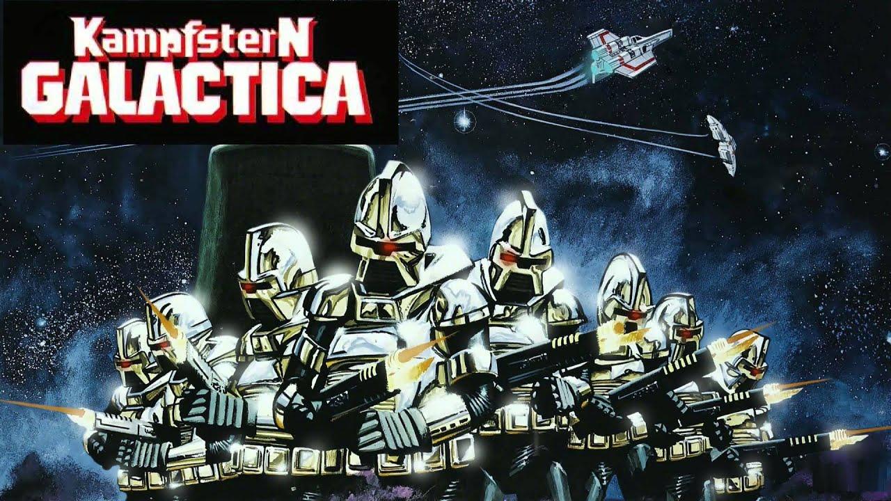 Kampfstern Galactica Film