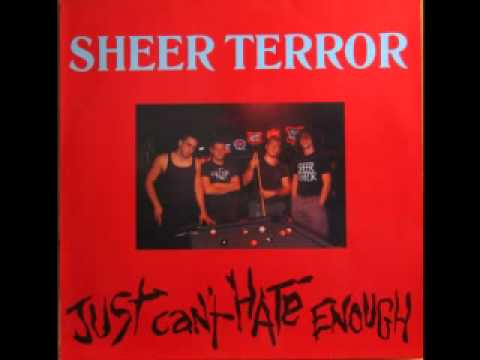 Sheer Terror - here to stay