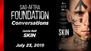 Conversations with Jamie Bell of SKIN