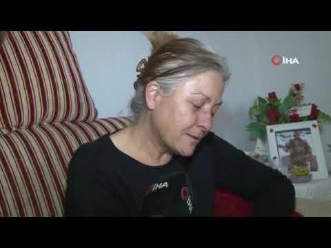 Şehidin kutsal emaneti yıllar sonra gözü yaşlı annesine teslim edildi