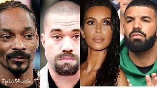 Snoop Dogg Roast Kanye West About Drake & Kim Kardashian Dating! KeKe Do You Love Me?