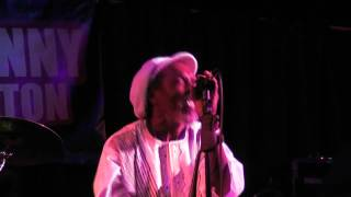 Ijahman Levi - Victim (live) - Hootananny, Brixton 26 Feb 2011