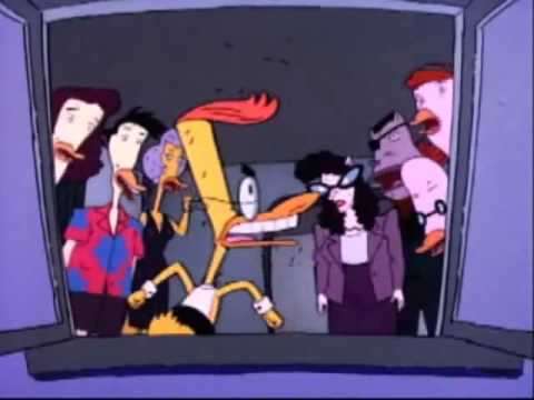 Duckman - What the hell are you starin' at?!