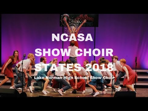 LNHS Show Choir State Competition (2018)