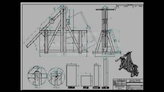 How To Make A Floating Arm Trebuchet