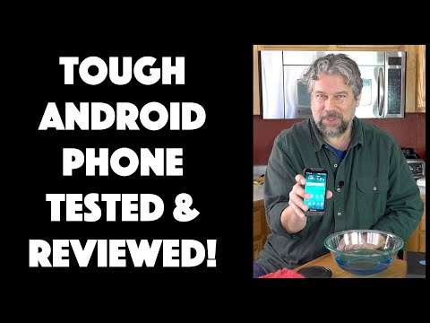 Kyocera Dura Force Pro 2 Rugged Android Phone - DEMO & REVIEW
