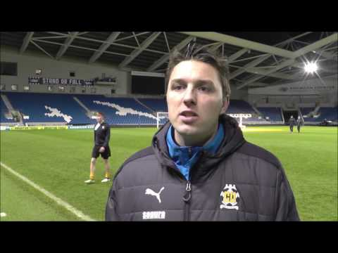 FA YOUTH CUP | Mark Bonner Post-Brighton