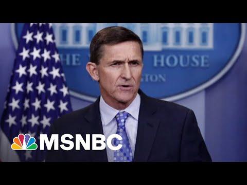 Former Trump Aide Flynn Seems To Suggest U.S. Needs A Coup D'etat