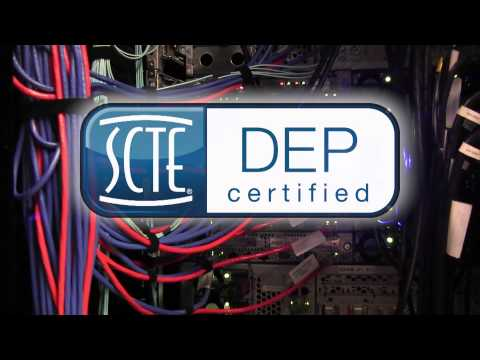 SCTE DOCSIS Engineering Professional (DEP) Certification