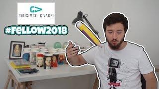 Berk Armağan #fellow2018 | Girişimcilik Vakfı 2018