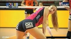 Women's volleyball in Belgium