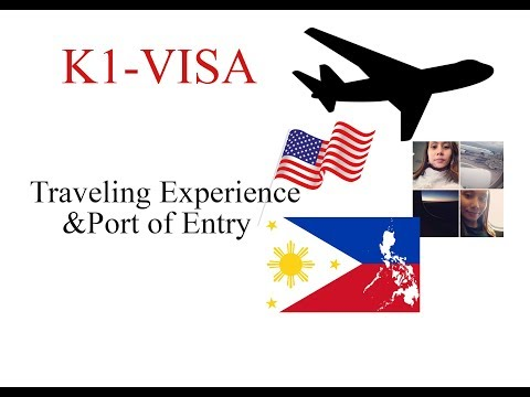 MY TRAVEL EXPERIENCED & PORT OF ENTRY IN USA