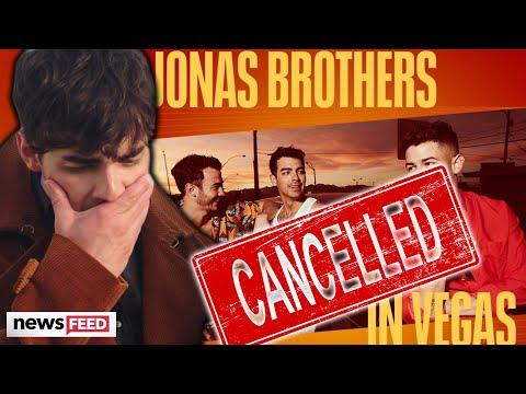 Jonas Brothers CANCEL Las Vegas Residency!!!