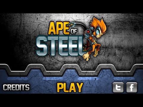 Ape Of Steel IOS/Android Gameplay (Action Android Gameplay) by Mintah