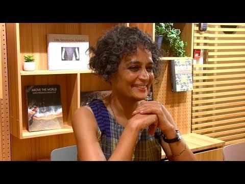 Arundhati Roy: The Waterstones Interview