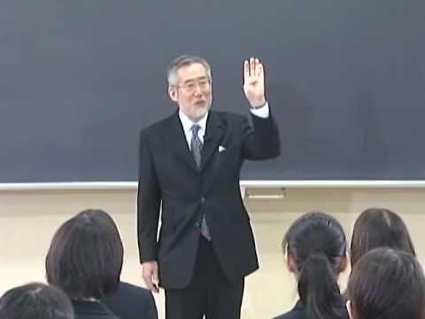 296総長高校訪問 日本大学豊山女...