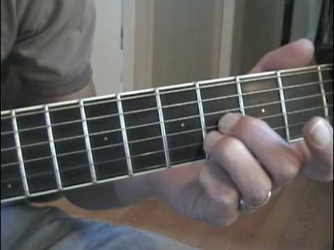 Radiohead No Surprises - How to Play