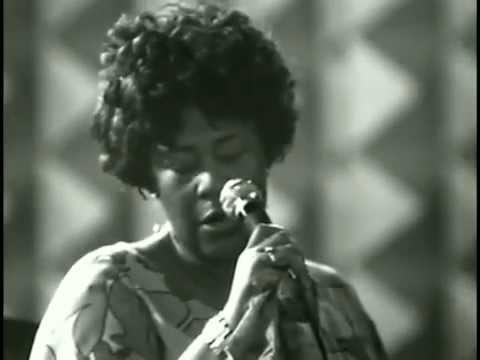 Ella Fitzgerald: A House Is Not A Home 1969