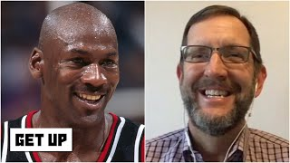 Will Perdue describes playing with Michael Jordan on the Bulls | Get Up