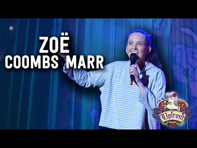 Zoe Coombs Marr - Upfront 2018
