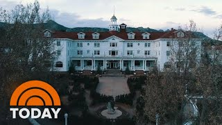 Inside The Spooky Hotel That Inspired 'The Shining' | TODAY