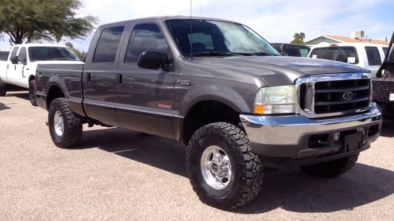 2003 ford f250 4x4 diesel wheel kinetics youtube. Black Bedroom Furniture Sets. Home Design Ideas