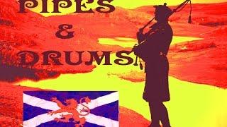 💥Scottish Pipes & Drums 💥Celtic💥Albannach💥