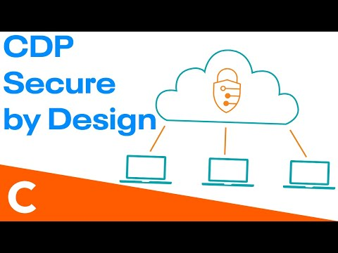 How CDP Is Secure By Design