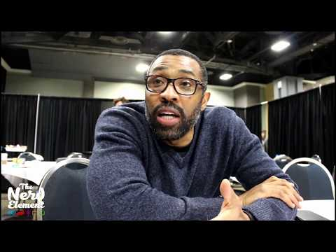 Awesome Con 2018 Cress Williams