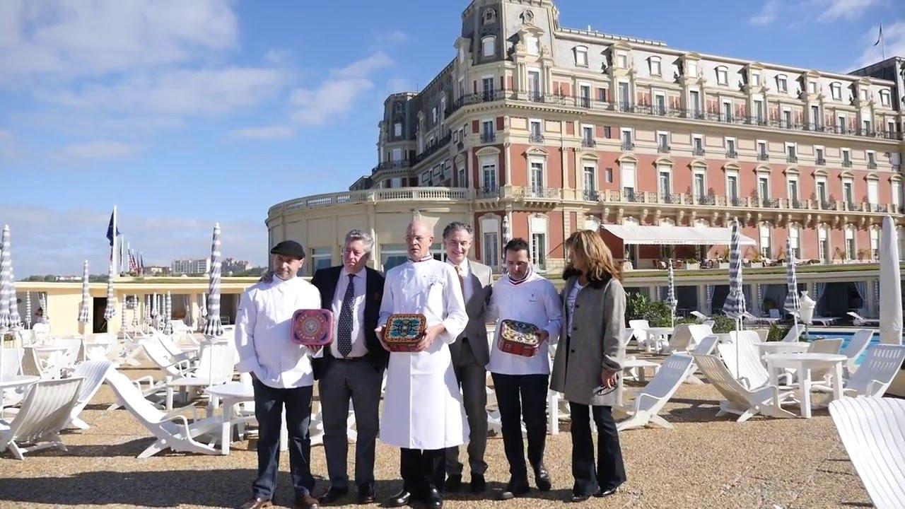Grand d ner de charit l 39 h tel du palais biarritz au - Prix chambre hotel du palais biarritz ...